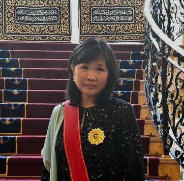 Datin Paduka Professor Dr Teo Soo Hwang Awarded State Honour